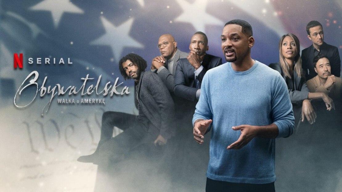 Netflix: Obywatelska walka o Amerykę (tyt. oryg. Amend: The Fight for America)
