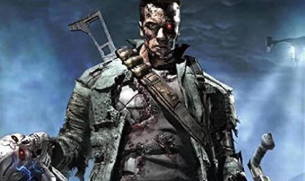 Terminator w wersji anime