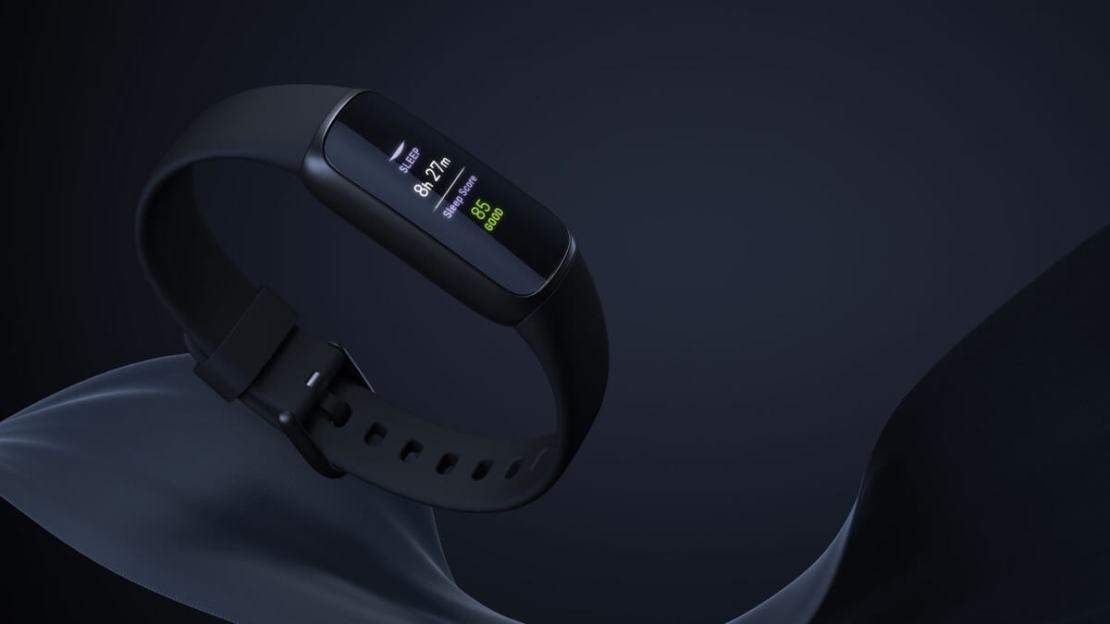 Fitbit Luxe (czarny kolor)