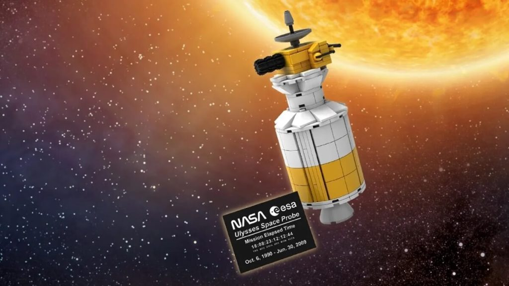 Nagroda specjalna LEGO VIP – Sonda kosmiczna Ulysses