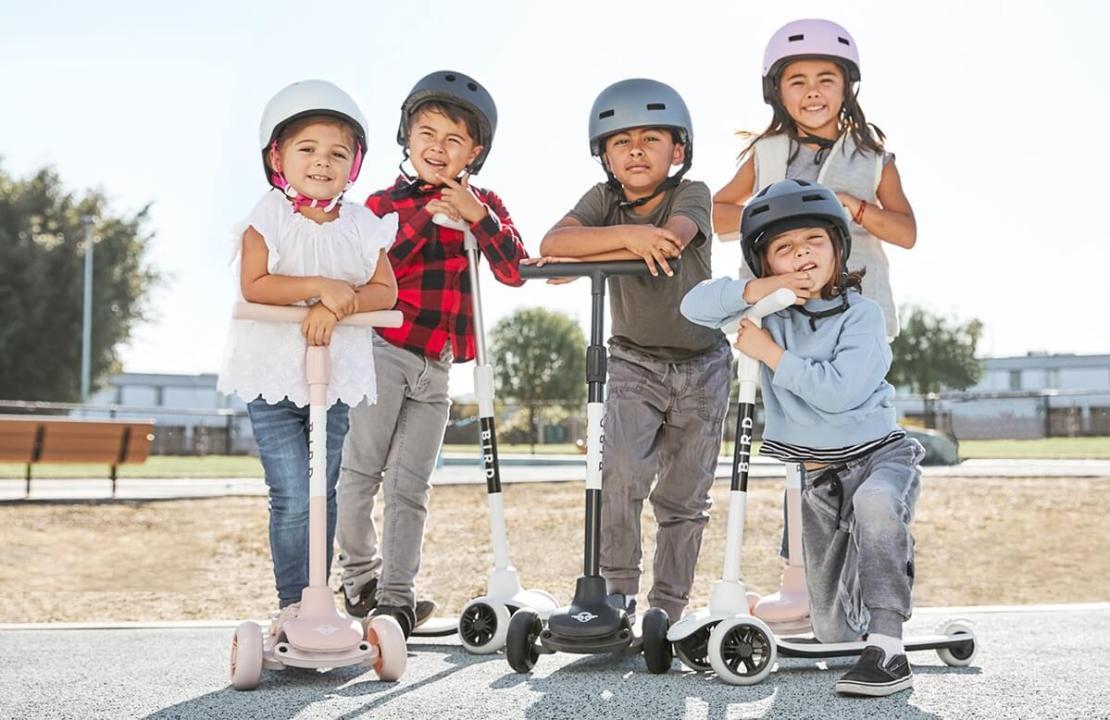 BIRDIE - e-hulajnoga dla dzieci