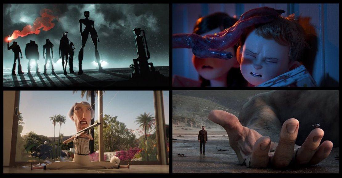 """""""Miłość, śmierć i roboty"""" część druga (Netflix, 2021)"""
