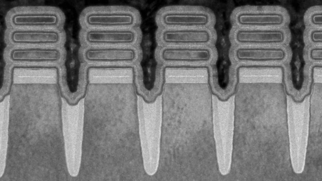 Pierwszy na świecie czip 2 nm produkowany przez IBM (2021)