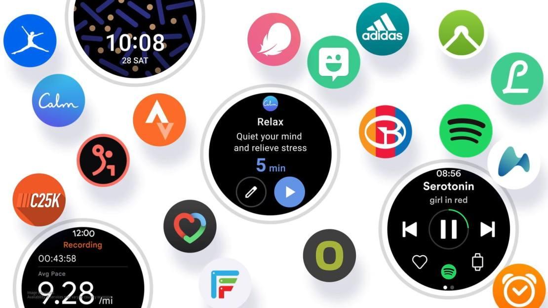 Galaxy Watch - One UI Watch