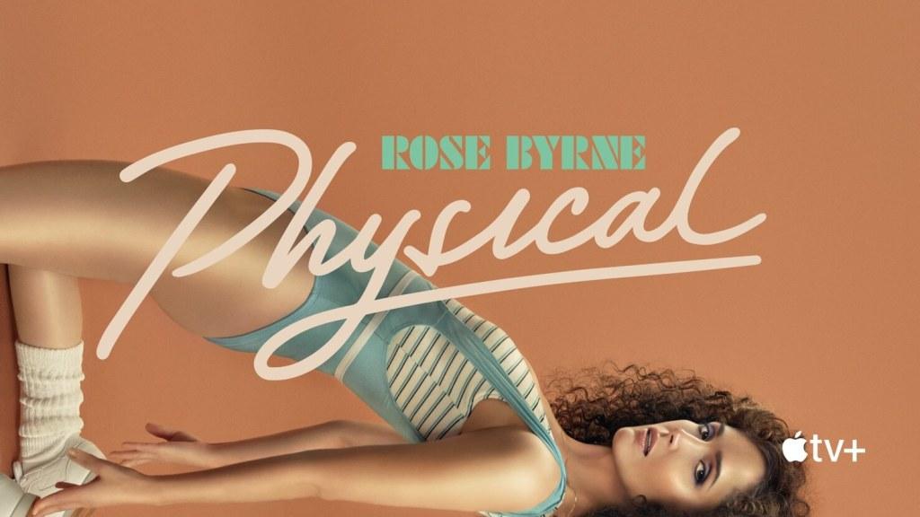 """""""Physical"""" serial z Rose Byrne na Apple TV+ (2021)"""