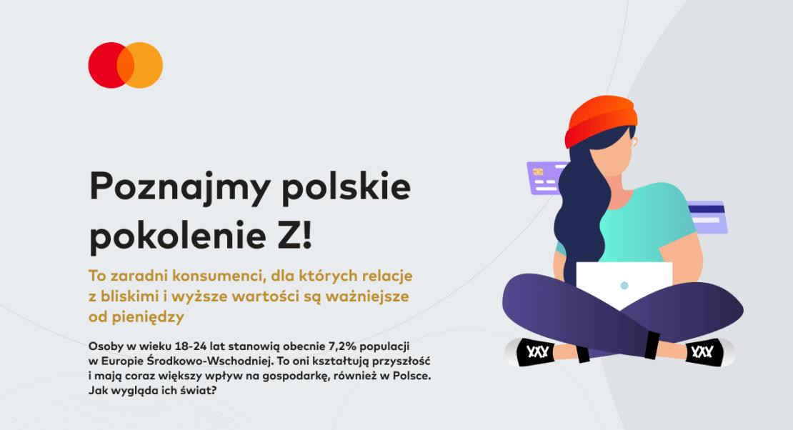 Polskie Pokolenie Z - badanie Mastercard (2021)