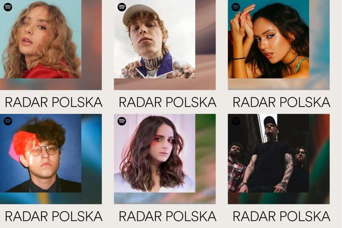 RADAR Polska w Spotify