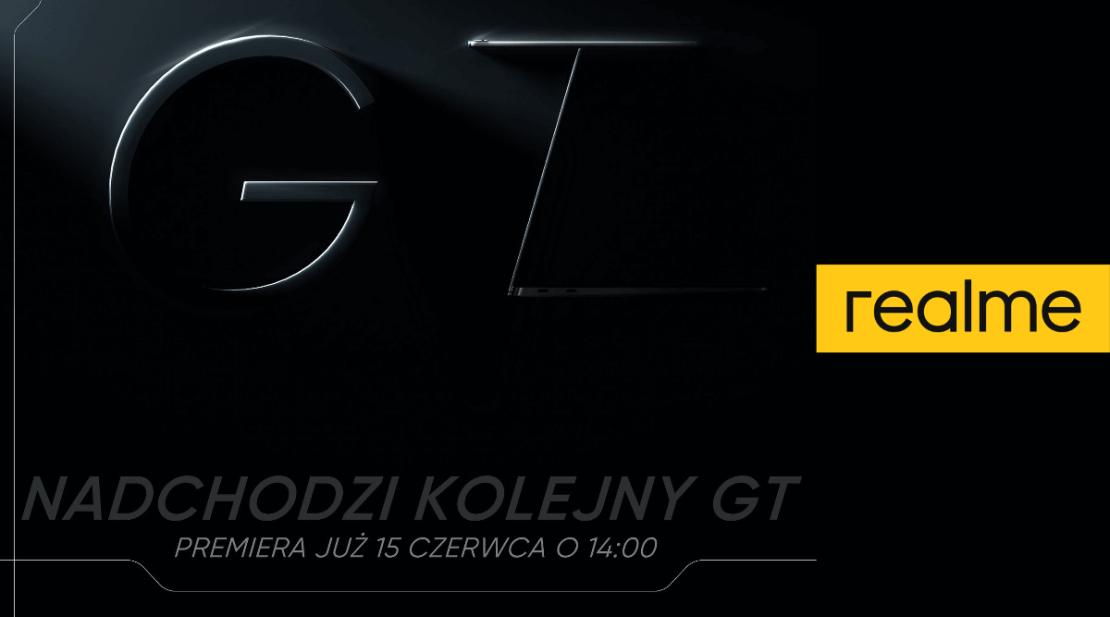 realme GT już 15 czerwca 2021 r.