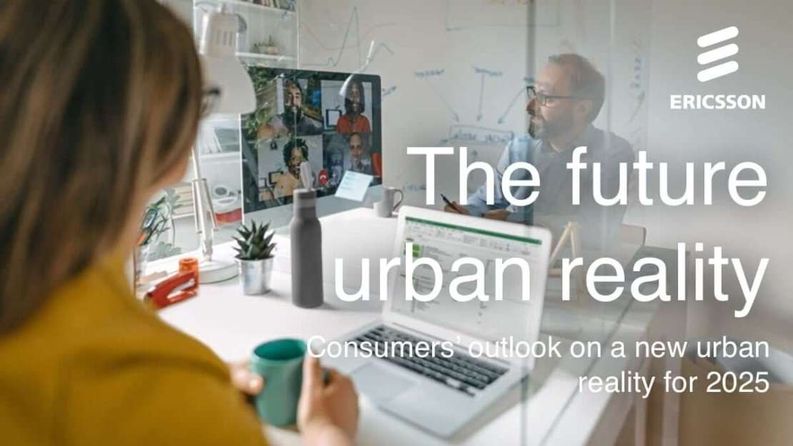 The future urban reality A digital urban life shaped by the pandemic: a future reality imagined by consumers