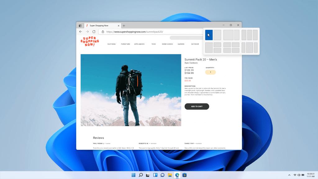 SnapAssist (Windows 11)
