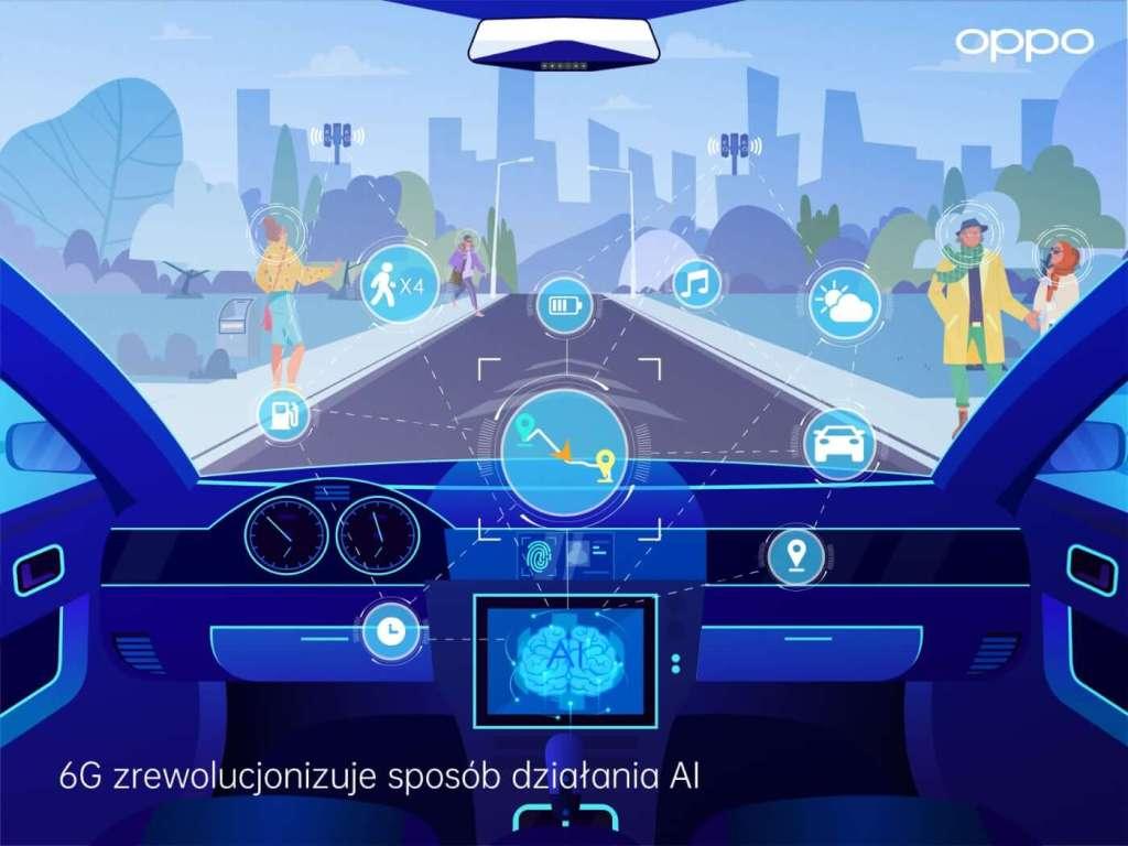 6G zrewolucjonizuje sposób działania AI
