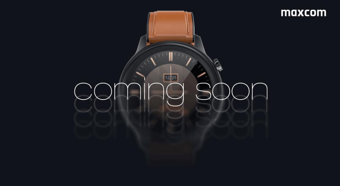 Zapowiedź smartwatcha Maxcom FW46 Xenon