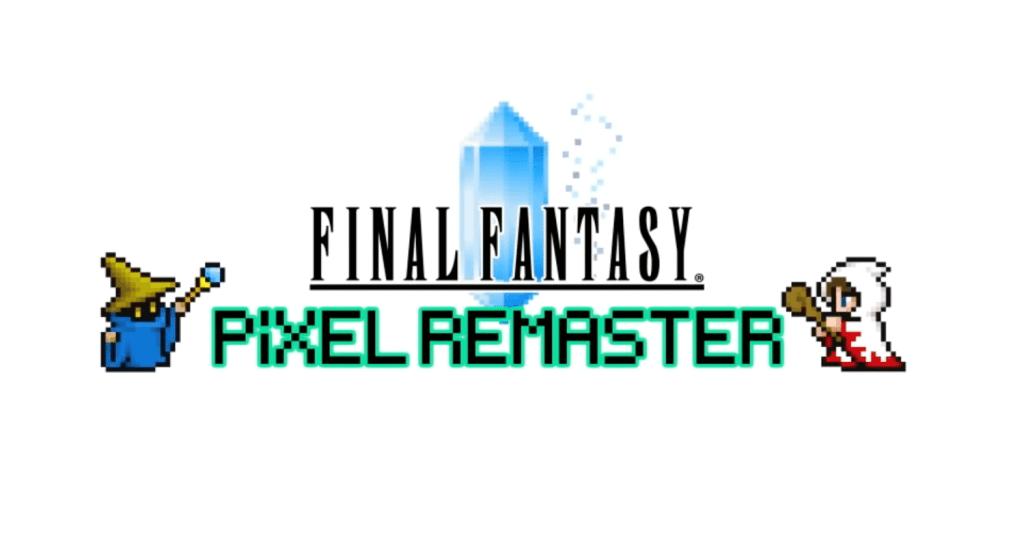 Final Fantasy Pixel Remaster 2021