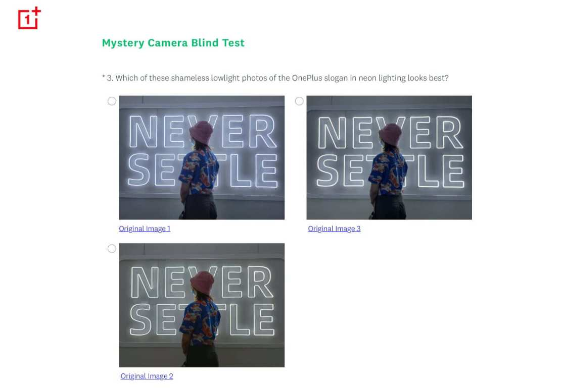 OnePlus Nord 2 - Mystery Camera Blind Test