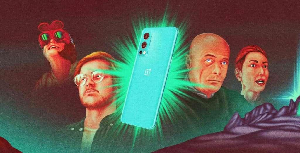 Zapowiedź wyglądu smartfona OnePlus Nord 2 5G