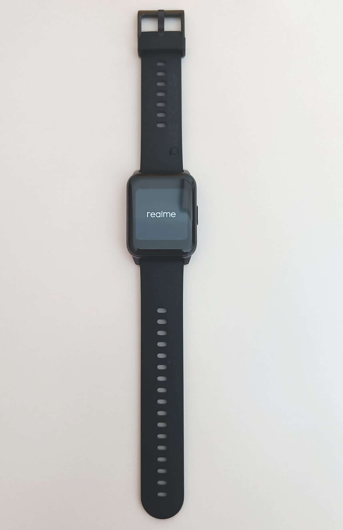 realme Watch 2 - rozłożony - uruchamianie