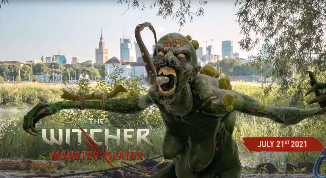 The Witcher: Monster Slayer – premiera 21 lipca 2021 r.