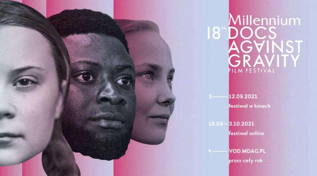 18. Millennium Docs Against Gravity Festival