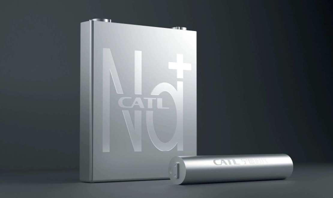 Akumulator sodowo-jonowy firmy CATL