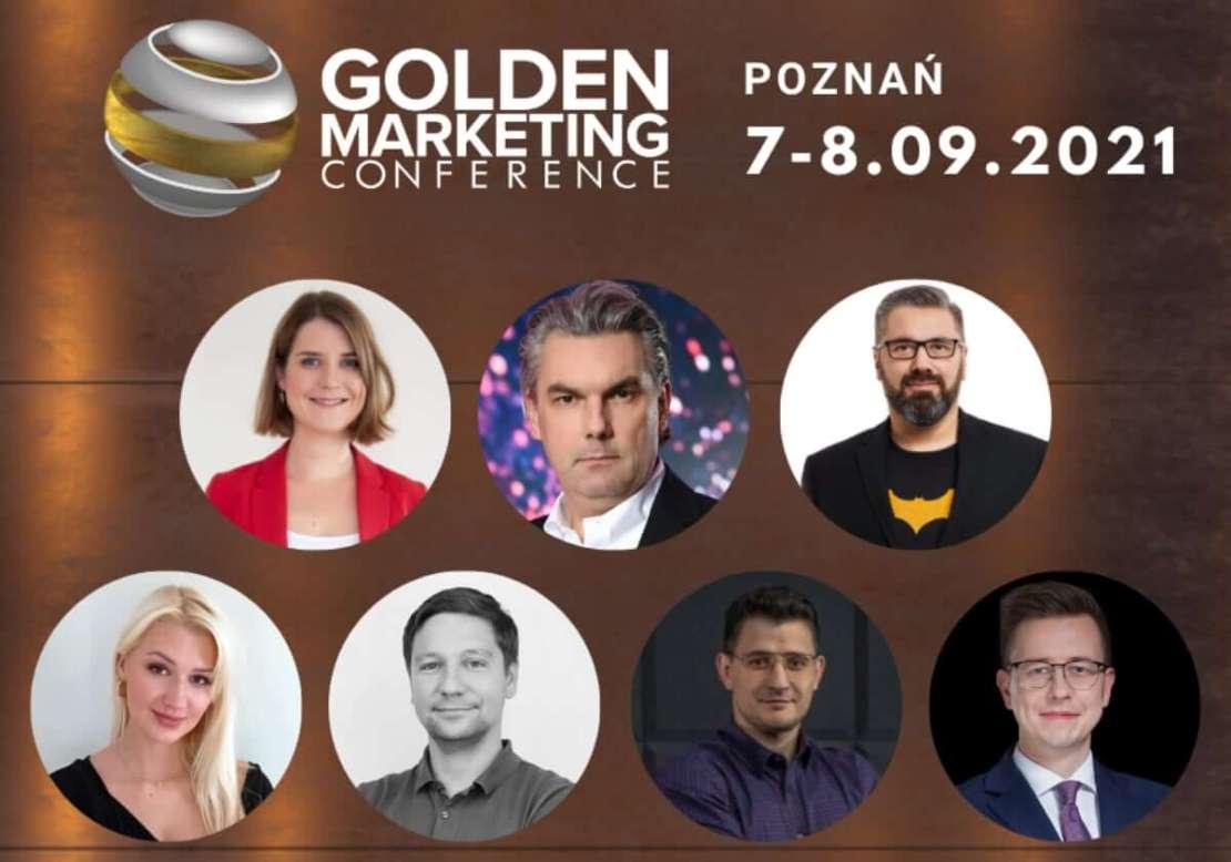 Golden Marketing Conference 7-8 września 2021 r. Poznań