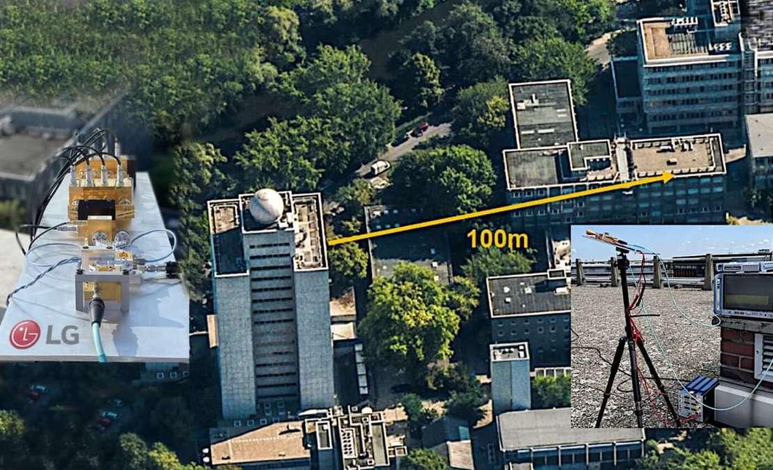 LG testuje technologię 6G THz – przesył danych na 100 m