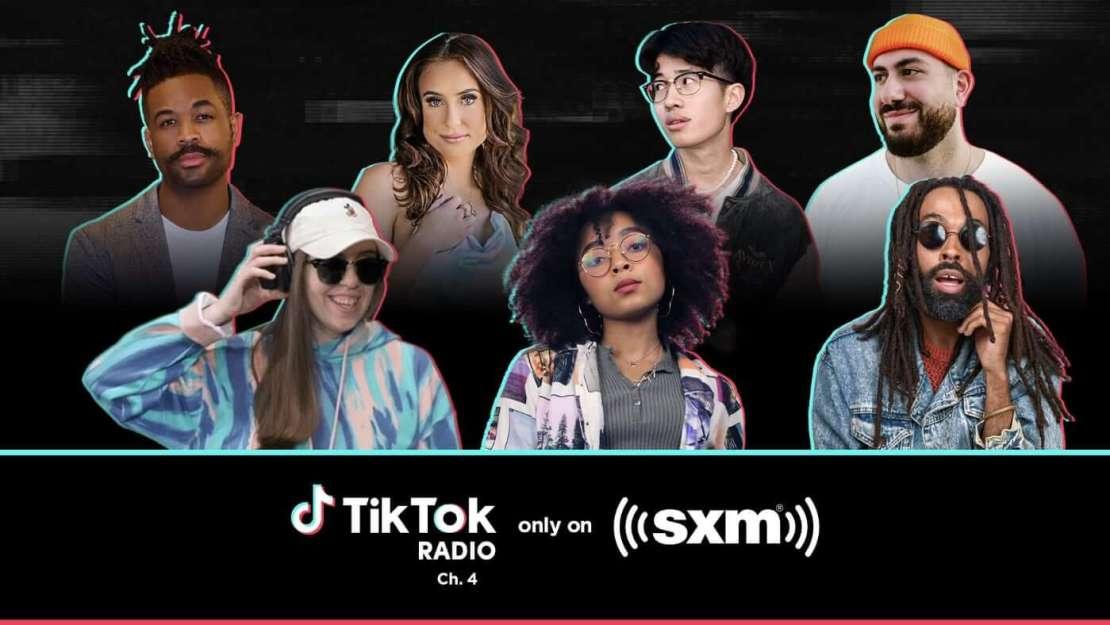 TikTok Radio SiriusXM Ch. 4