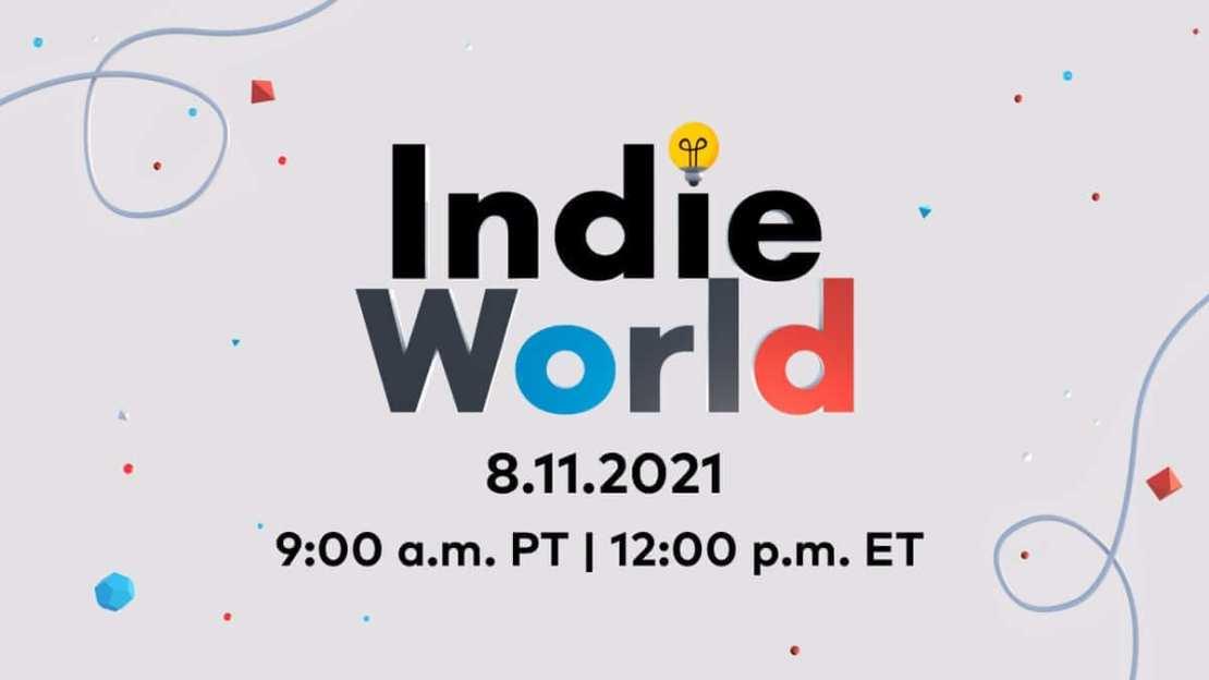 Indie World Showcase ( 11 sierpnia 2021 r. o godz. 18.00)