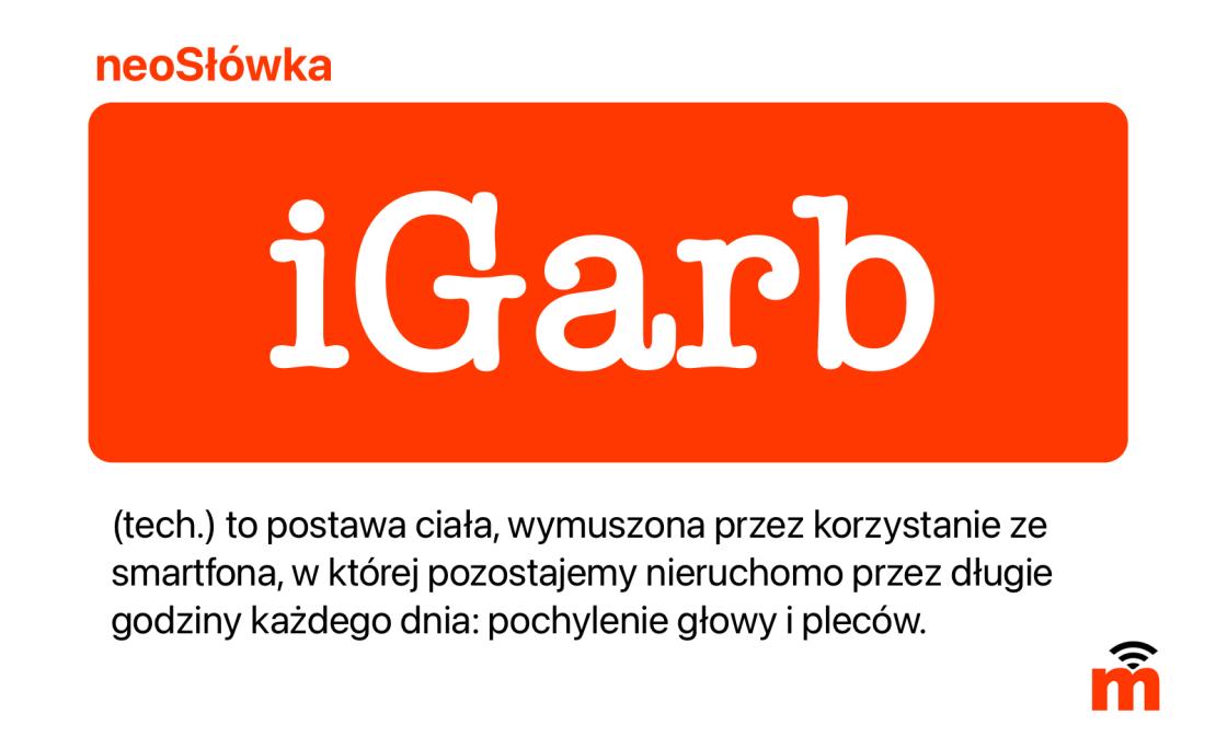 neoSłówka: iGarb