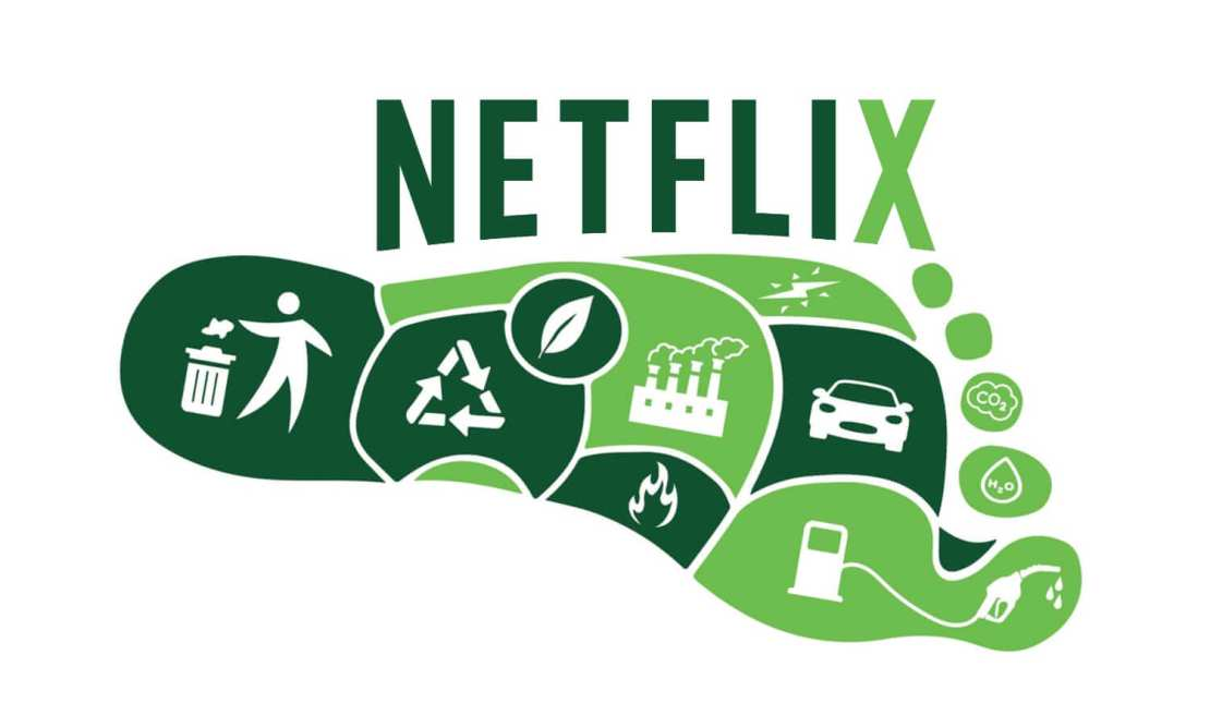 Netflix carbon footprint