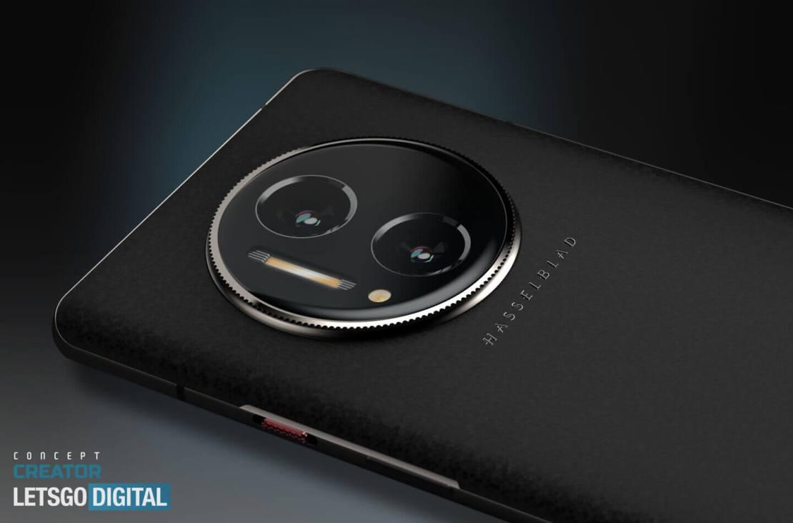 OnePlus 10 Pro z Bionic Lens (koncept)