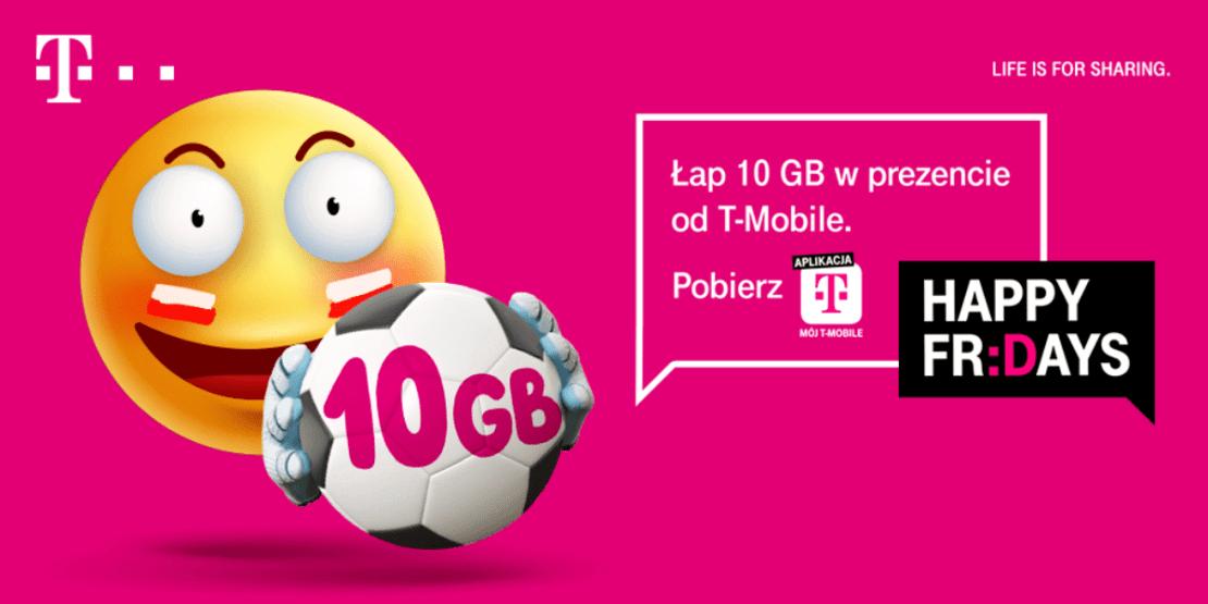 Odbierz 10 GB z okazji rozgrywek Biało-Czerwonych w eliminacjach mundialu (od T-Mobile)