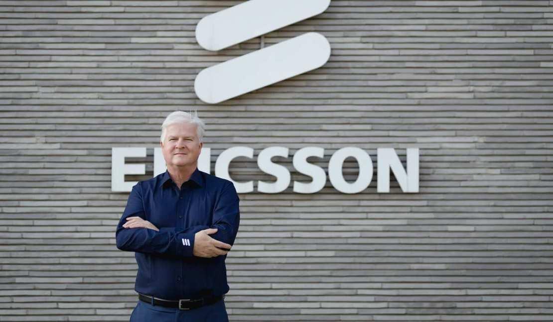 Martin Mellor Ericsson