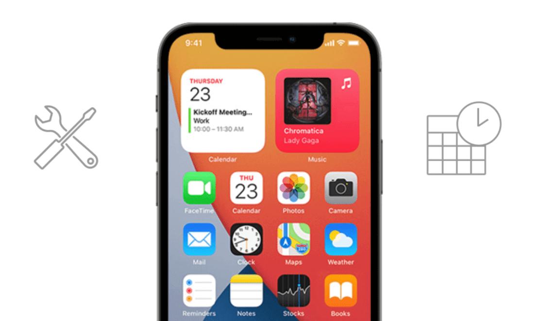 Naprawa, serwis iPhone'a (Apple)