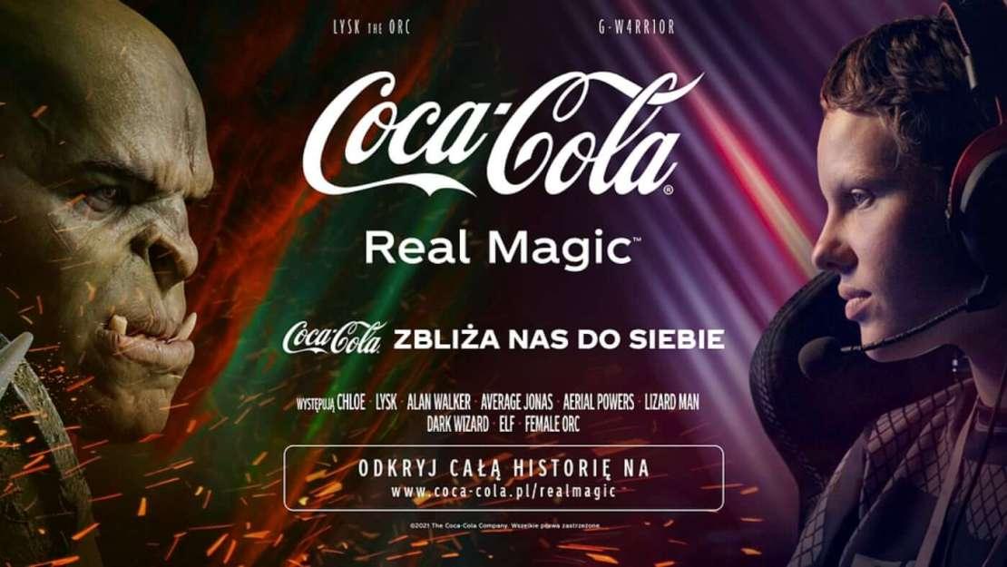 Coca-Cola Zbliża nas do siebie