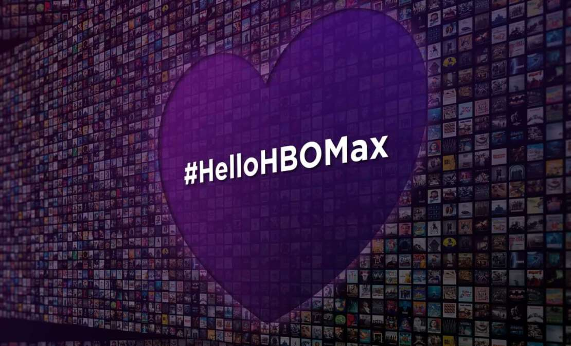 #HelloHBOMax w fioletowym sercu
