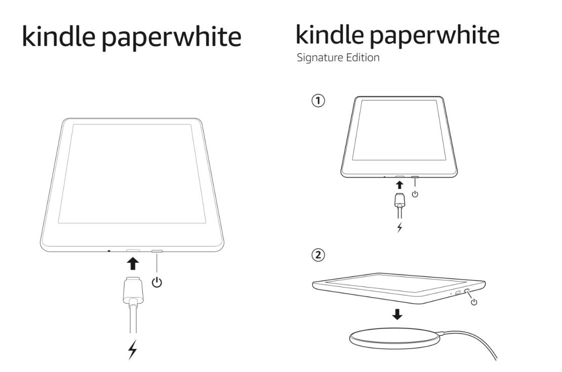 Kindle Paperwhite 5 i Kindle Paperwhite Signature Edition (11. generacja z 2021 roku)