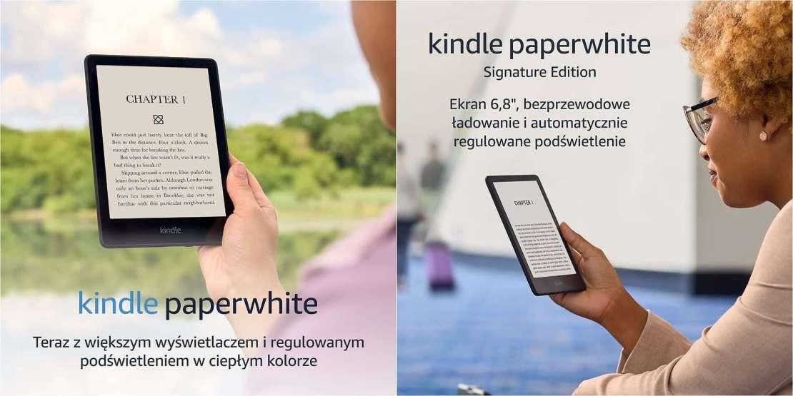 Kindle Paperwhite 5 i Kindle Paperwhite 5 Signature Edition