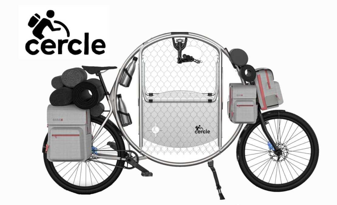 Rower modułowy Cercle
