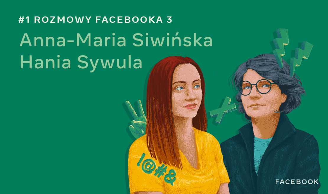 Rozmowy Facebooka 3. sezon, 1. odcinek
