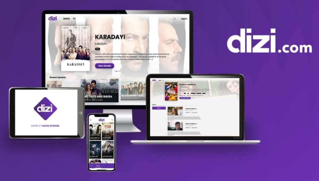 Serwis streamingowy z tureckimi serialami Dizi