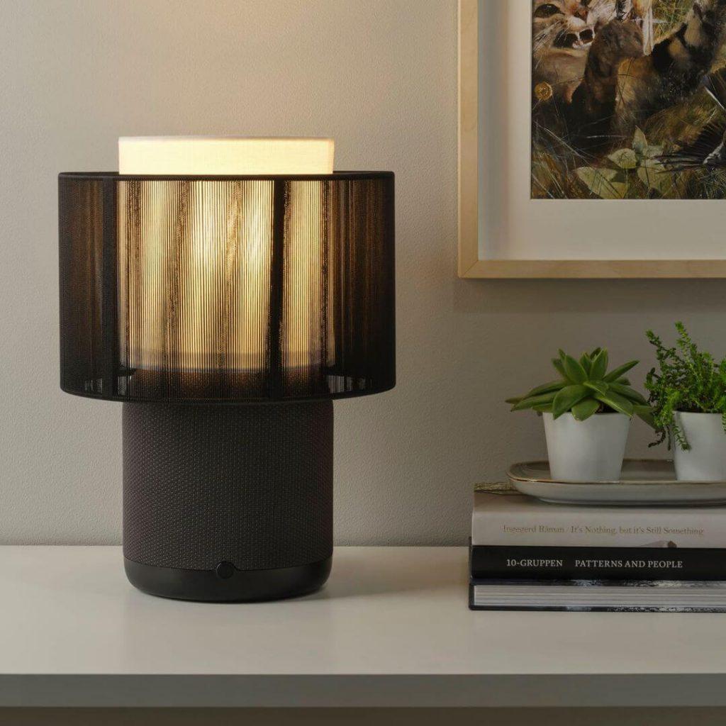Nowa lampa z głośnikiem SYMFONISK (2021, od IKEA i Sonos)