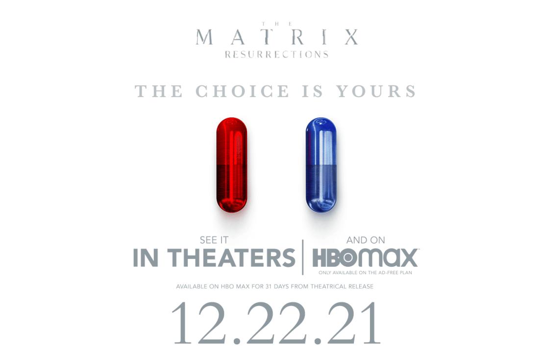 "Film ""The Matrix Resurrections"" (22 grudnia 2021 roku w kinach i na HBO Max)"