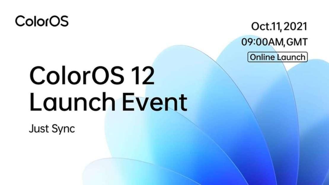OPPO ColorOS 12 Event (11 października 2021 r.)
