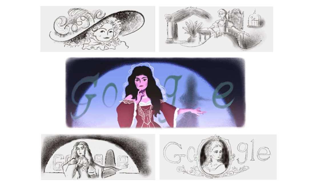 Helena Modrzejewska – Google Doodle 12 października 2021 r.