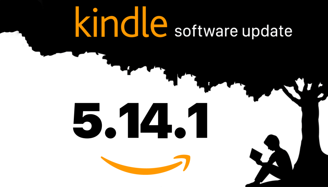 Kindle firmware 5.14.1
