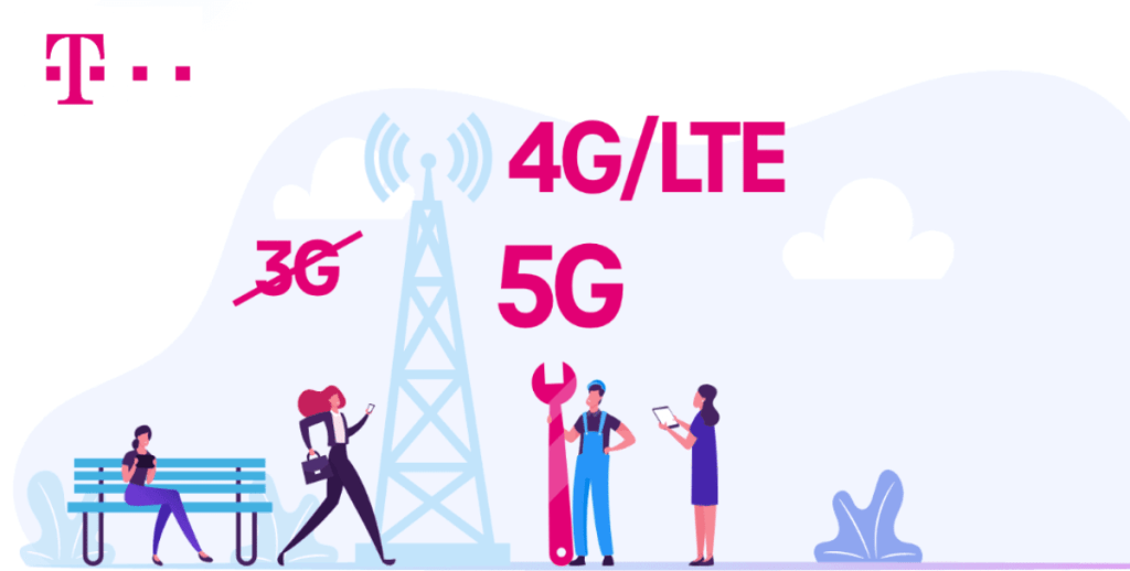 T-Mobile wyłącza sieć 3G