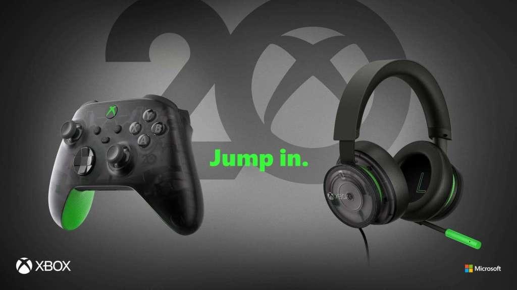 Xbox świętuje 20. rocznicę ze specjalną edycją sprzętu i gadżetami
