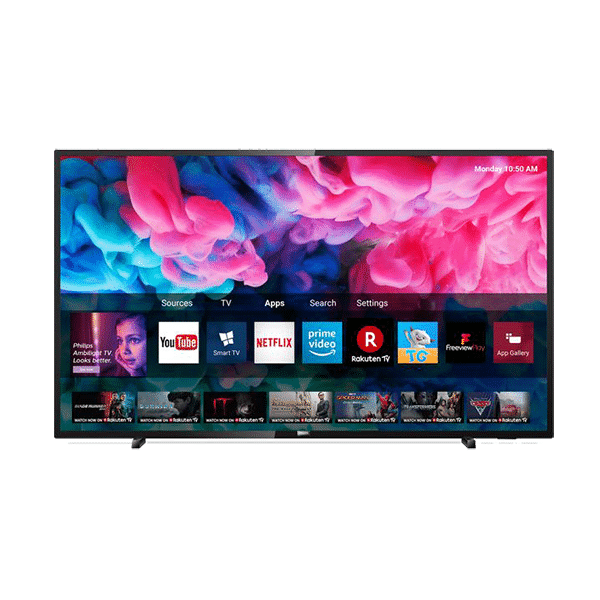 PHILIPS televizor 43PUS7555, E-LED 43″ (109cm), 4K Ultra HD, Smart