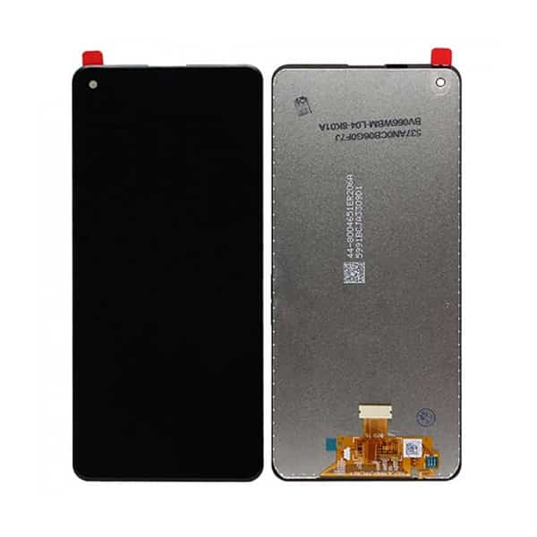 Display Samsung A217 Black