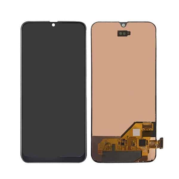Display Samsung A405 Black